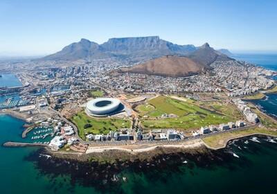 Južna Afrika - Cape Town