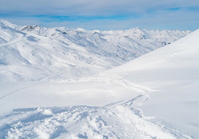 Francusko skijalište