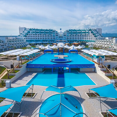 Cipar, Famagusta, Hotel Limak Cyprus De Luxe