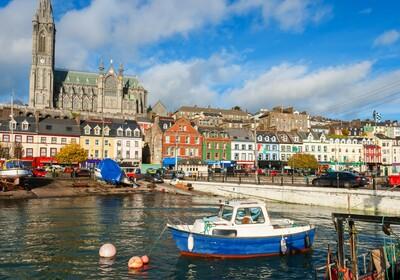 Cork, irska, mondo travel