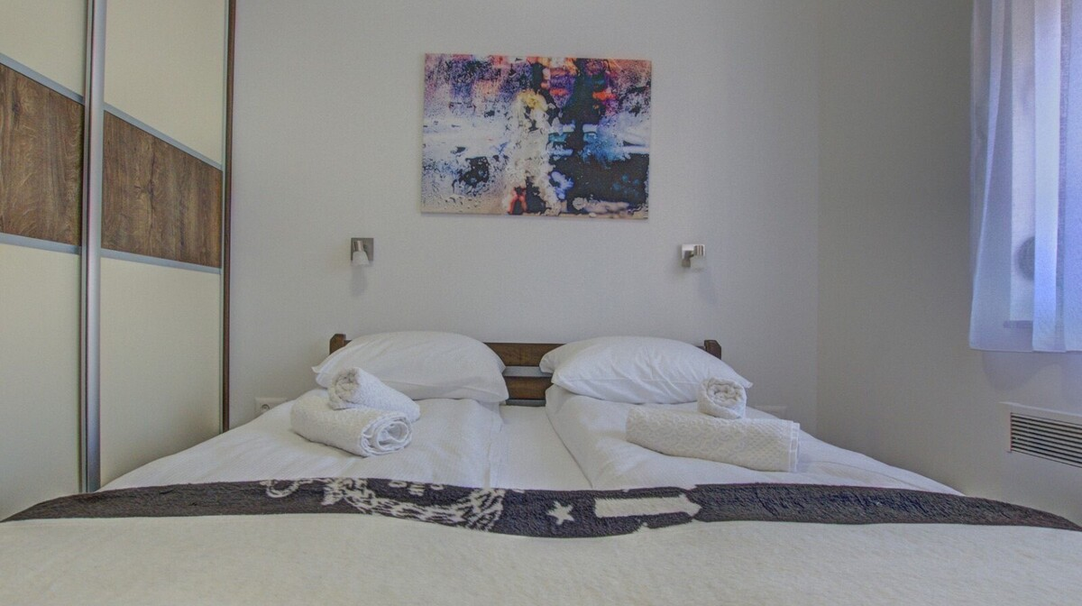 Jahorina, Apartmani Gorstak, spavaca soba