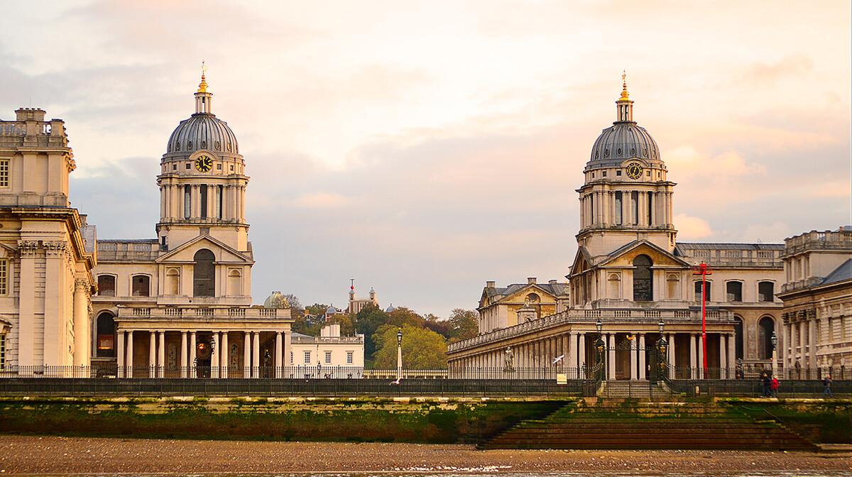 Kraljevski college u Greenwichu, putovanje u London, garantirani polazak