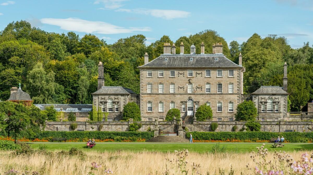 Pollok house Glasgow, putovanje u Škotksu