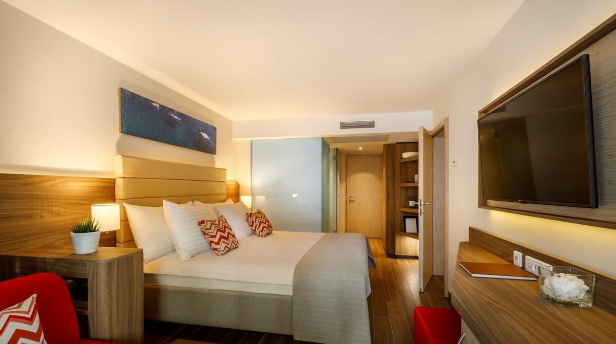 Istra, Rabac, Valamar Girandella Family hotel, putovanje na more, obiteljski odmor
