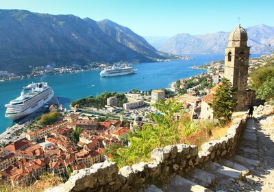 Kotor-stari primorski grad i pitoreskna mediteranska luka, putovanje autobusom, Mondo travel