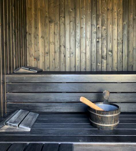 San Canzian, sauna