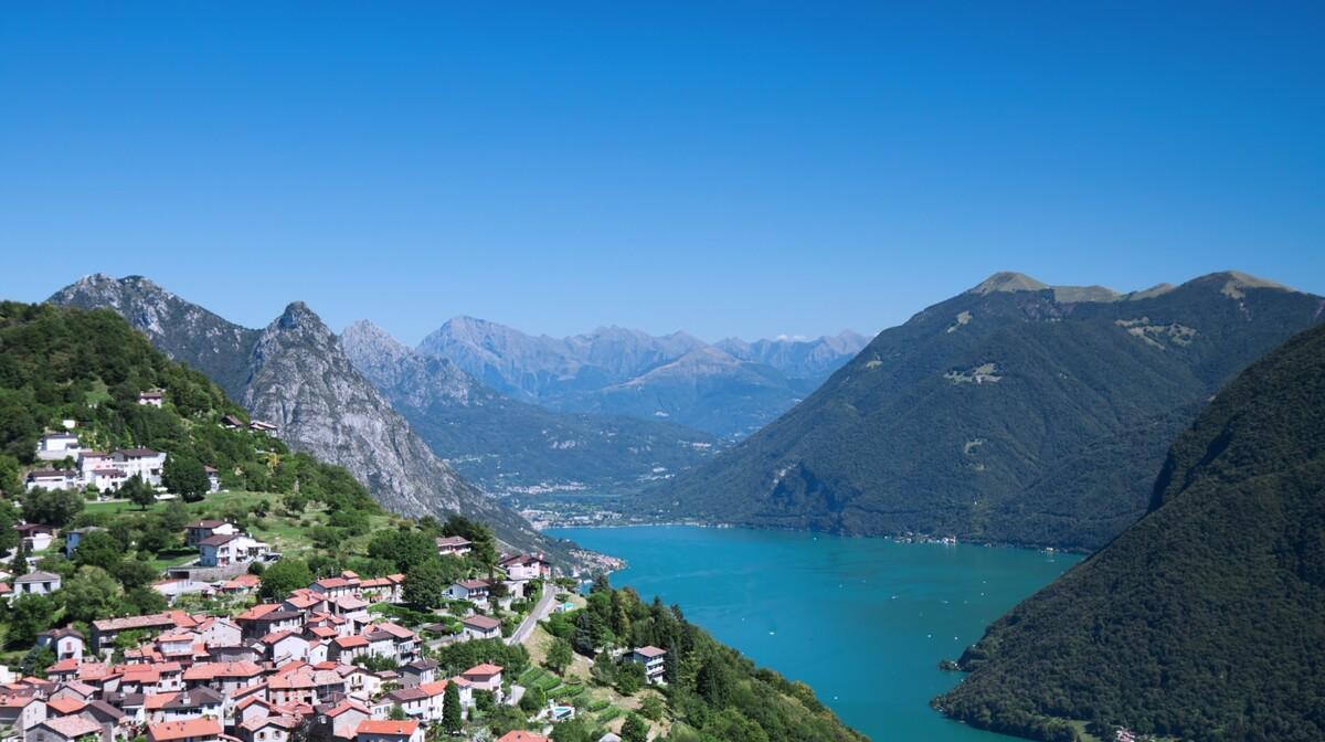 Švicarska - Lugano