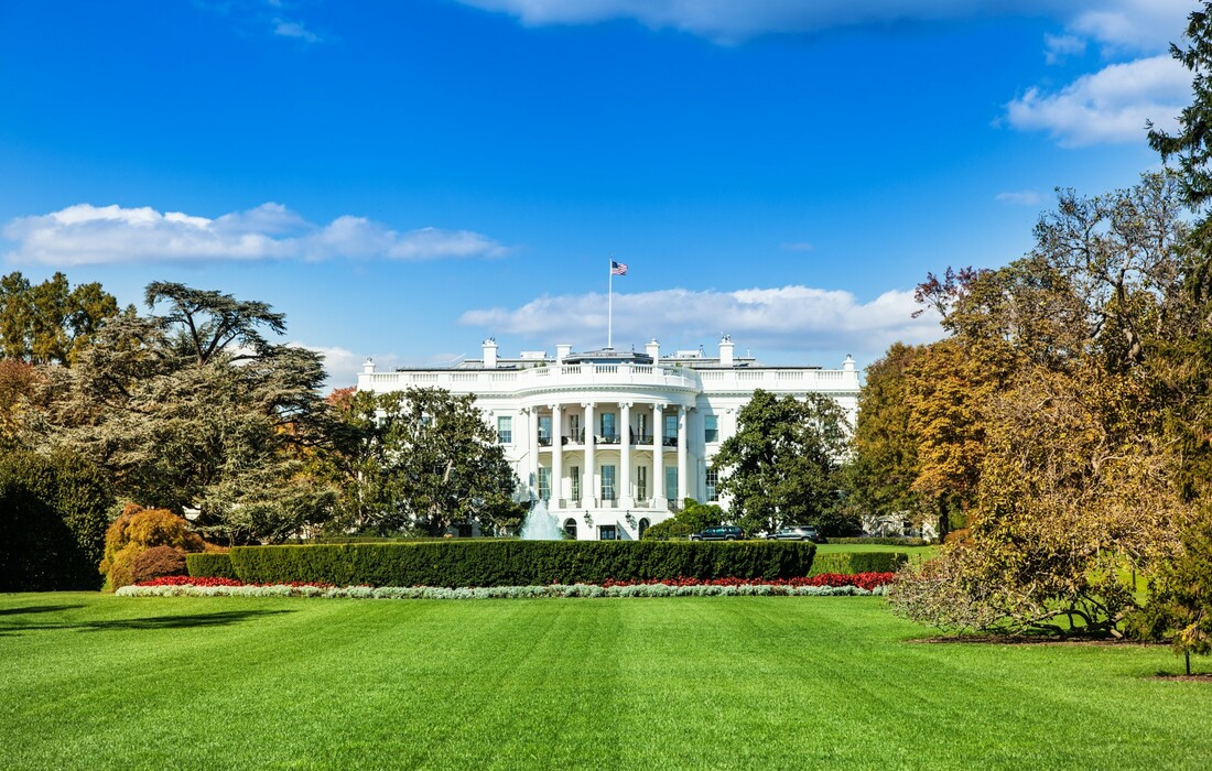 Washington DC - Bijela kuća