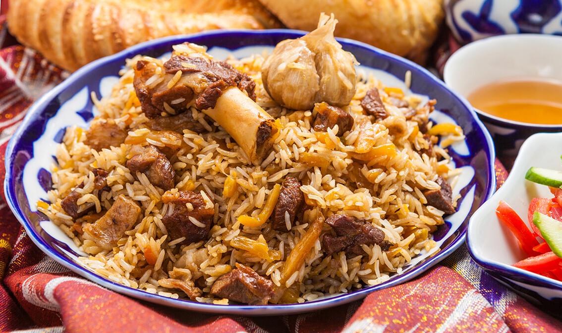 tradicionalna hrana Uzbekistan