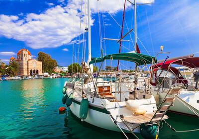 Grčka - AEGINA