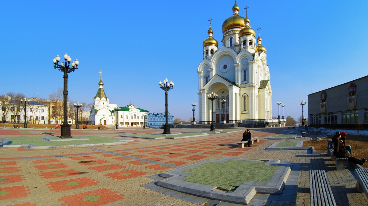 Rusija - Habarovsk