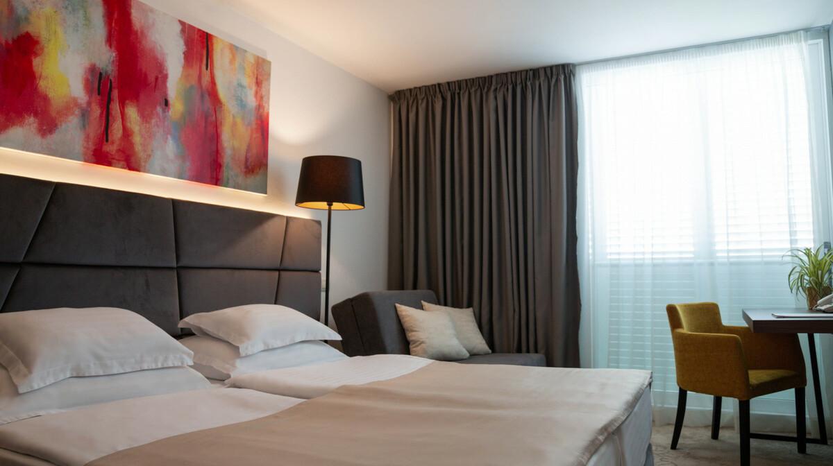 Opatija, Hotel Paris, Superior soba