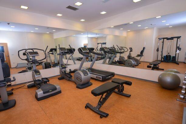 Hotel La Luna, fitness