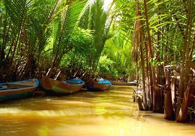 Vijetnam, Delta Mekonga