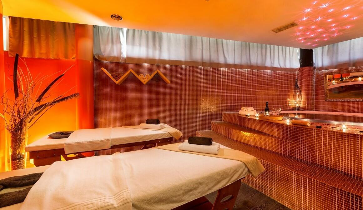 Vodice, Hotel Punta, spa