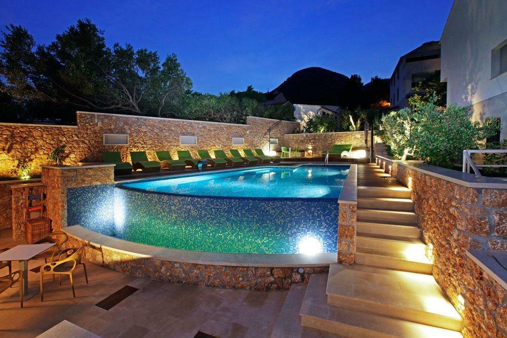 Boutique hotel Bol vanjski bazen