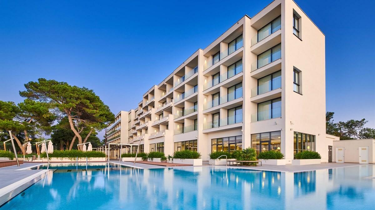 Umag, Hotel Sol Sipar, izgled hotela