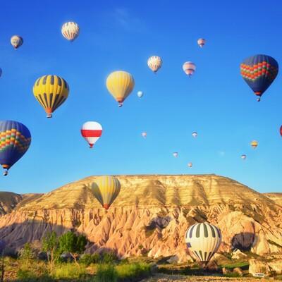 Let balonom u Kapadokiji, Putovanje Kapadokija, mondo travel