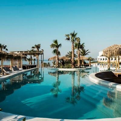Kos, Kardamena, Hotel Mitsis Norida Beach