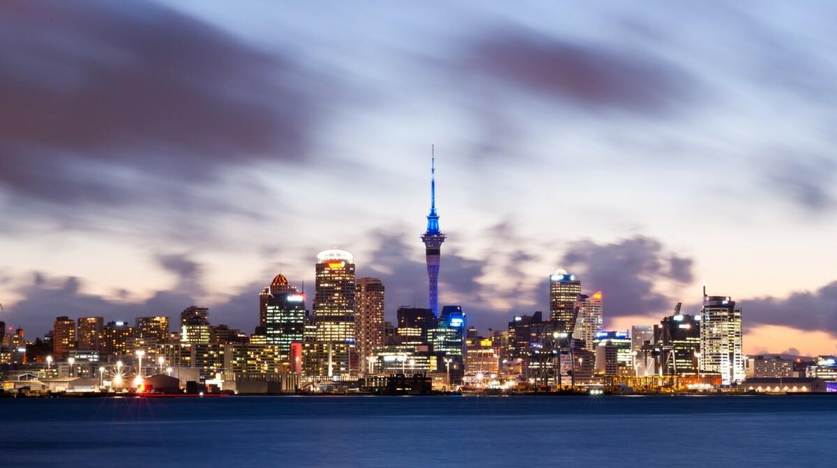 Novi Zeland - Auckland