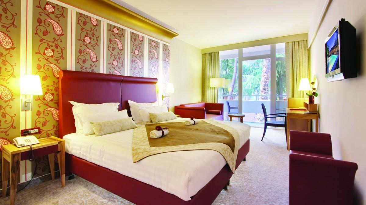 Umag, Hotel Melia Coral3