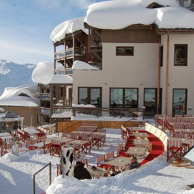 Skijanje, Val Thorens Residence Le Hameau du Kashmir