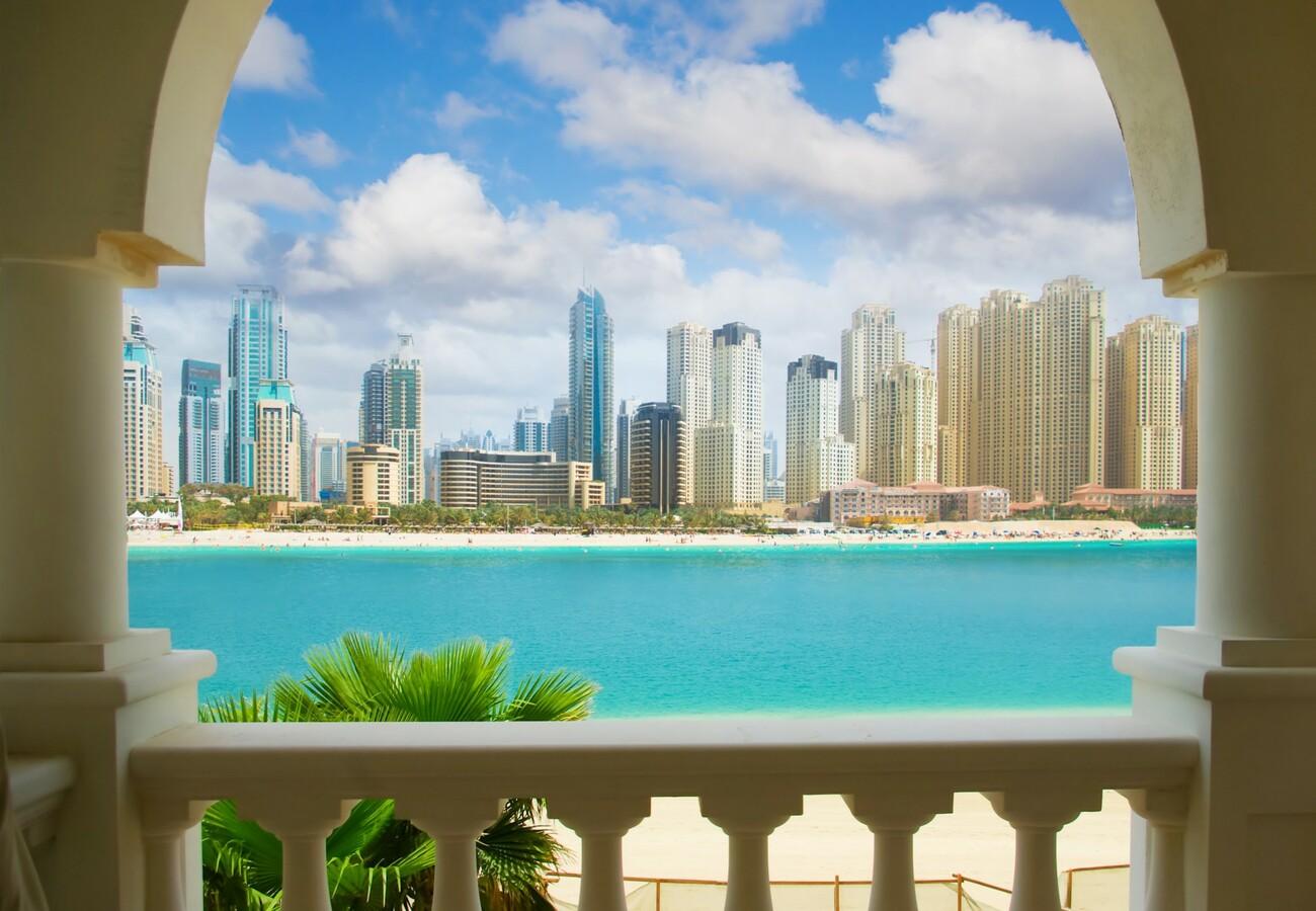 Dubai Marina, putovanje u Dubai, Emirati, grupni polasci, daleka putovanja