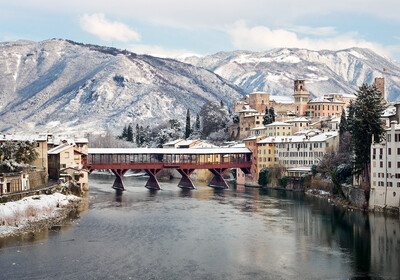 Ponte di Legno skijanje, zima