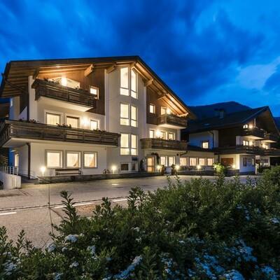 Skijanje u Italiji, skijalište Kronplatz, pansion Prack, pogled izvana