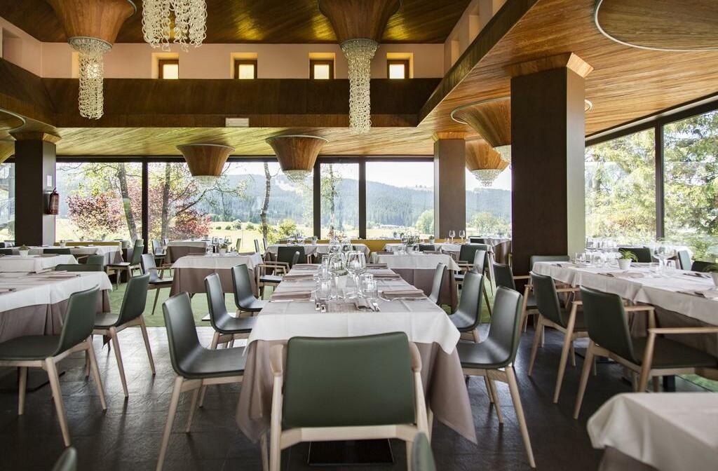 Skijanje u Italiji, Asiago, Linta Hotel Wellness & Spa, blagavaona