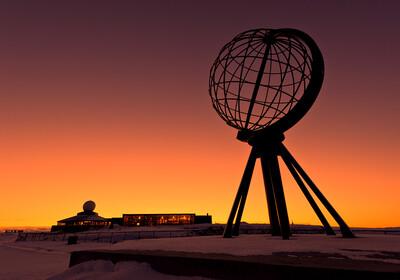 Nordkapp - Norveška