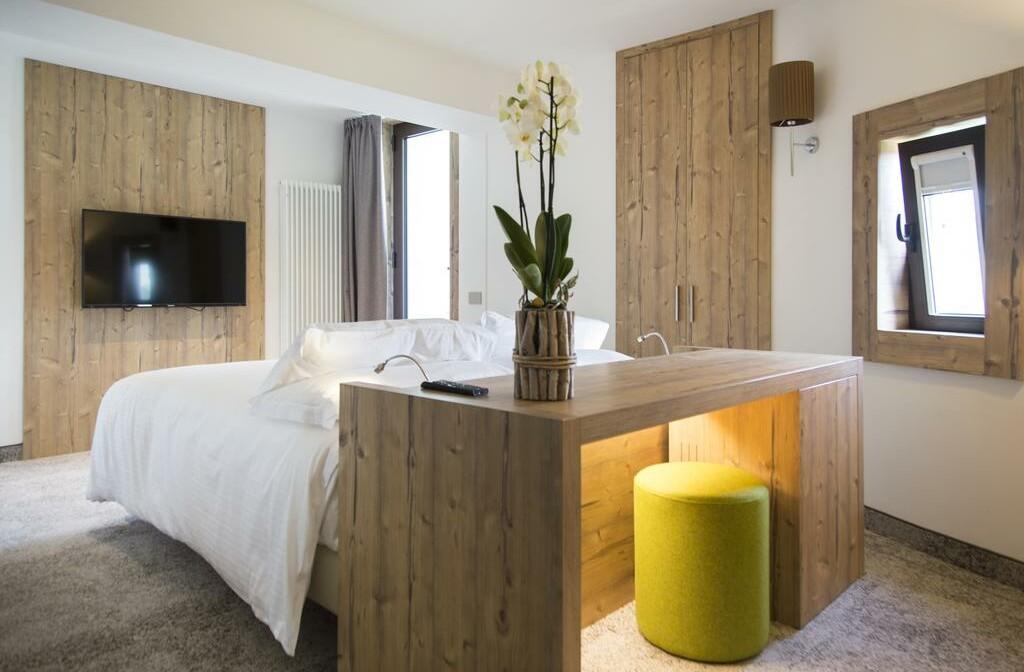 Skijanje u Italiji, Asiago, Linta Hotel Wellness & Spa, soba