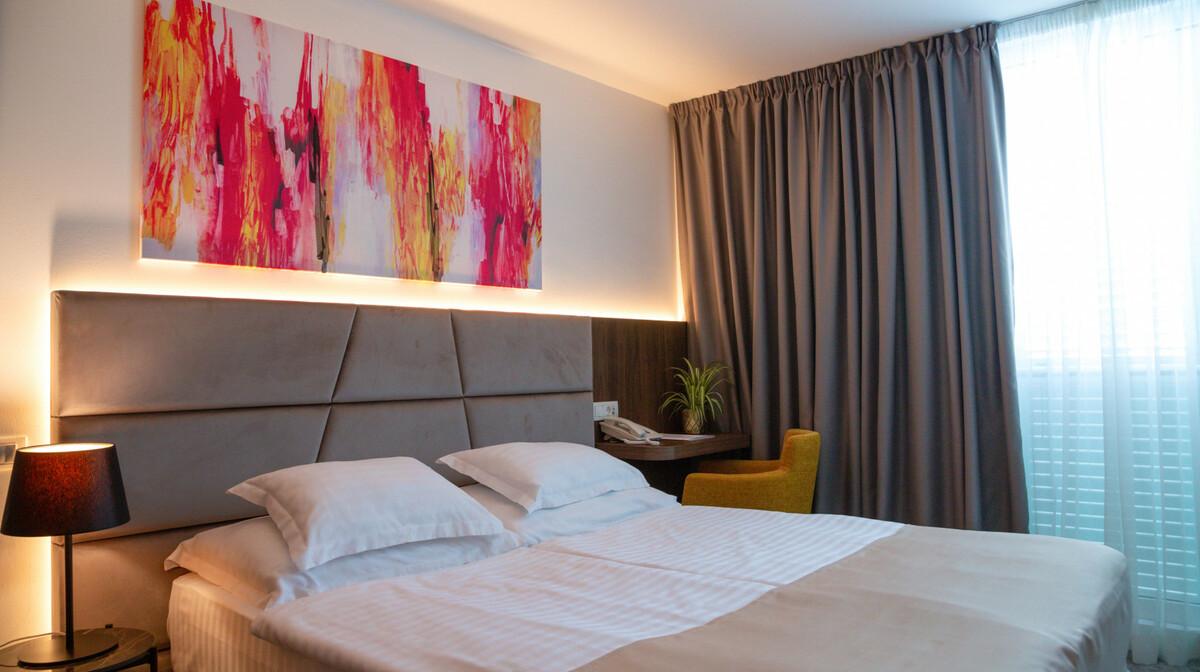 Opatija, Hotel Paris, Standard room