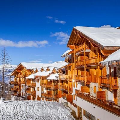 Skijanje u Francuskoj, Les Orres, Residence L'ecrin