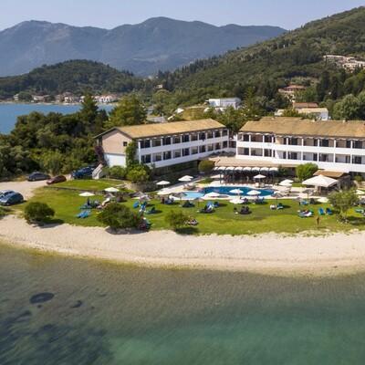 Lefkas, Ligia, Hotel Porto Ligia