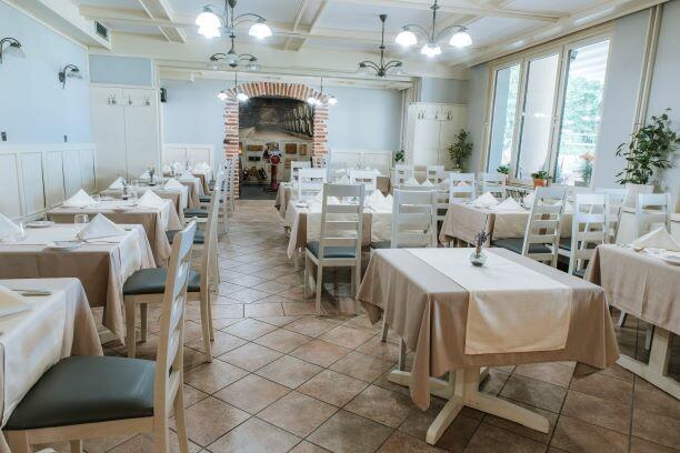 Skijanje i wellness u Sloveniji Apartmani Triglav restoran