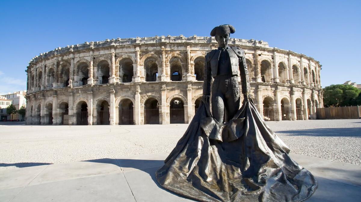 Arena u Nimesu, putovanje Mondo travel