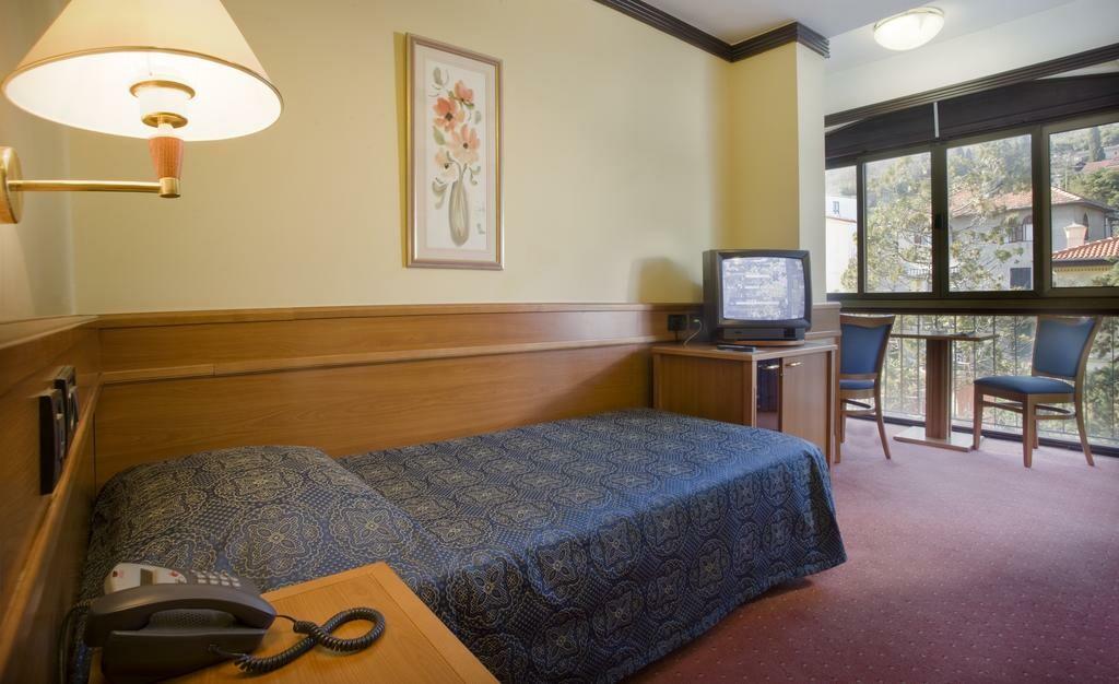 Jednokrevetna soba u hotelu Kristal, Opatija