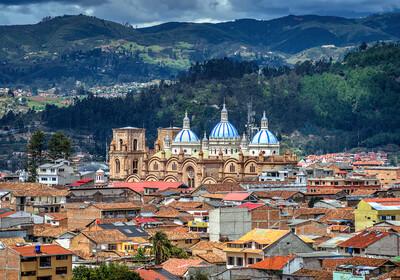 1590063485-Ekvador, Cuenca's Cathedral La Inmaculada Concepcion