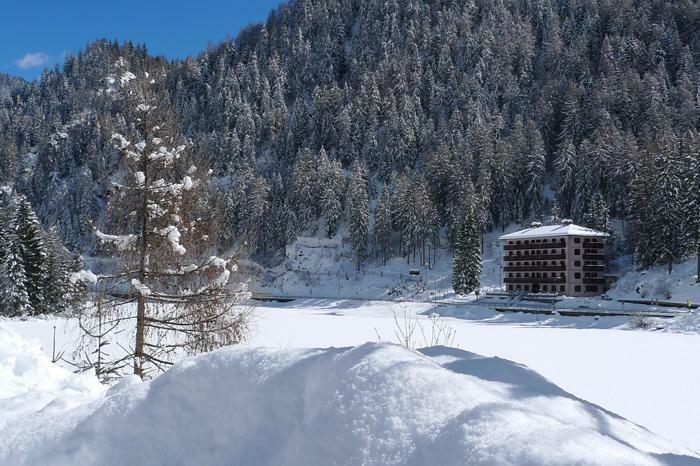 Skijanje u Italiji,  Apartmani Regina, izvana