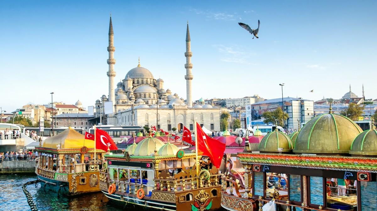 Istanbul putovanje avionom, garantirano putovanje
