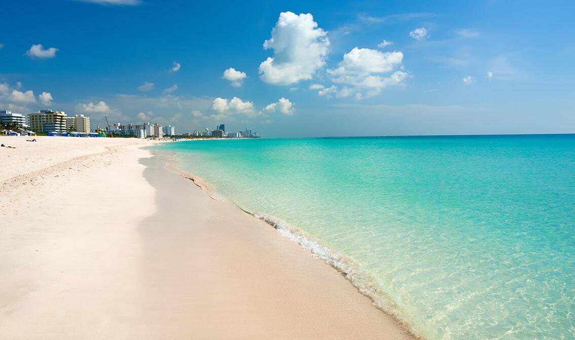 South Miami beach plaža, Miami, putovanje Florida, daleka putovanja, garantirani polasci