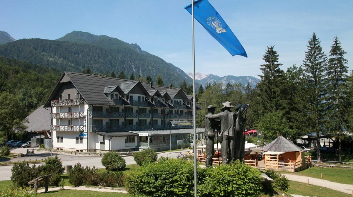 Skijanje i wellness u Sloveniji, Bohinj Hotel Jezero