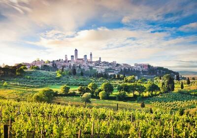 Toskana - San Gimignano