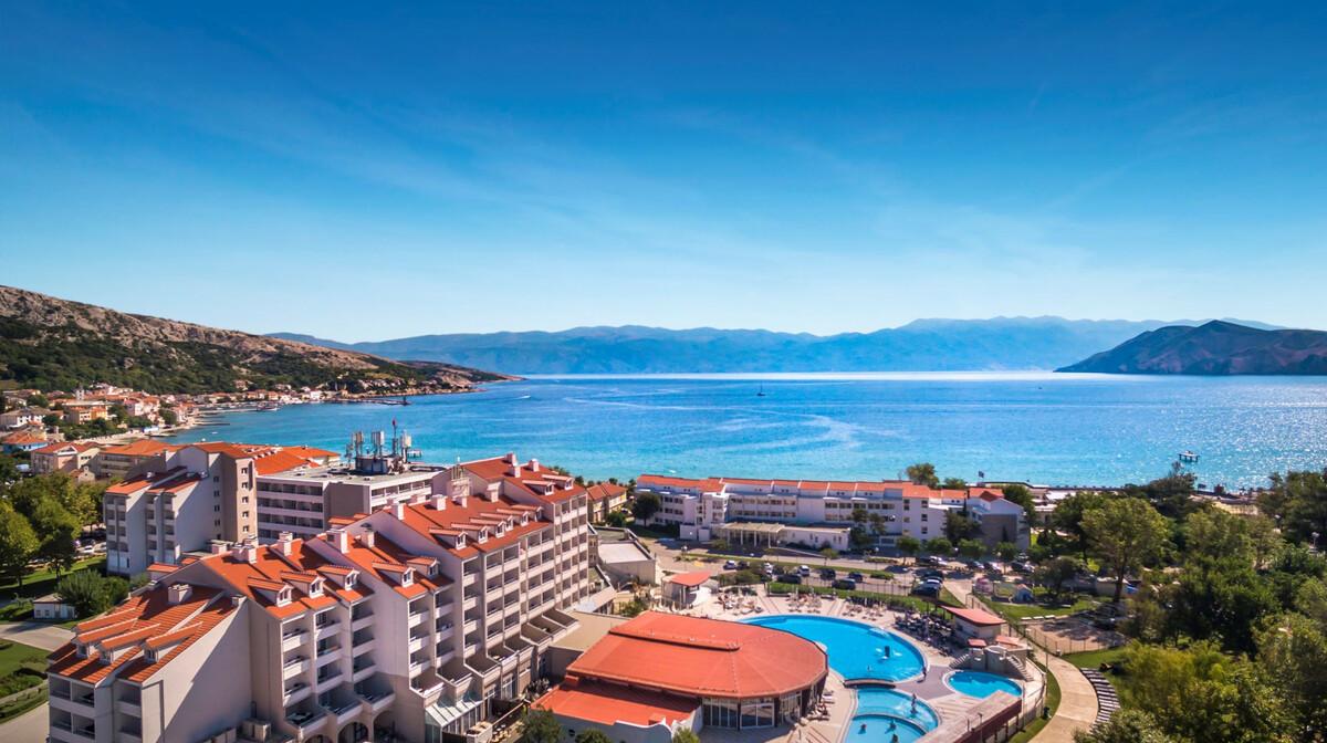 Ljetovanje u Baškoj, Otok Krk, Valamar, Corinthia Baška Sunny hotel, obiteljsko putovanje