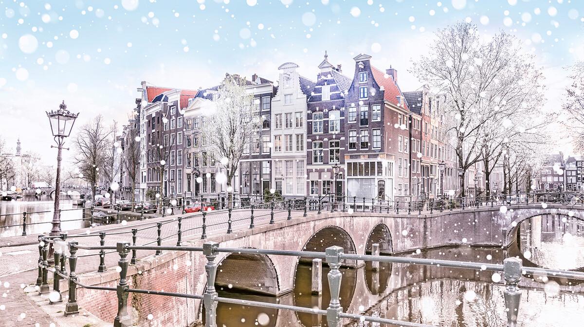 Zima u Amsterdamu, garantirano putovanje, mondotravel