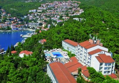 Rabac, Allegro Sunny hotel