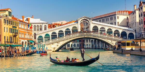 pogled na Rialto most, autobusna putovanja, Mondo travel, europska putovanja
