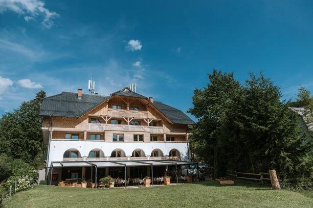 Skijanje i wellness u Sloveniji Apartmani Triglav, vanjski dio apartmana