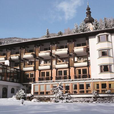 hotel Pragant u Bad Kleinkirchheimu, skijanje i spa